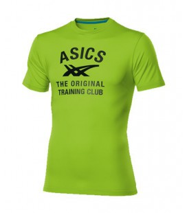 CAMISETA ASICS LOGO TEE PERFORMANCE 109824 0496