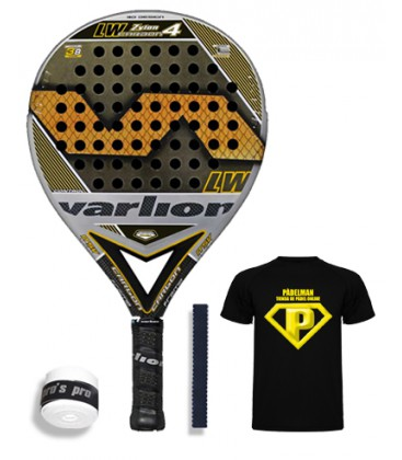 VARLION LETHAL WEAPON ZYLON CARBON 4