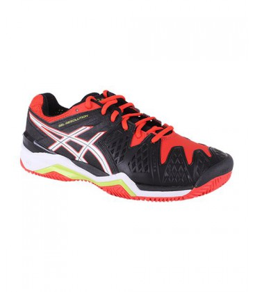 ASICS GEL RESOLUTION 6 CLAY E503Y 9001