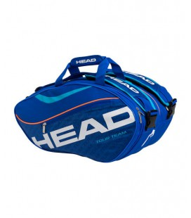 PALETERO HEAD TOUR TEAM PADEL SUPERCOMBI AZUL