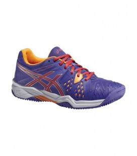 ASICS GEL RESOLUTION 6 CLAY GS KIDS C501Y 3306