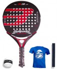 BULLPADEL K3 AVANTLINE LTD ROJA 2017