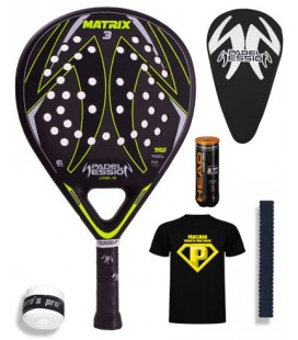 PADEL SESSION MATRIX 3