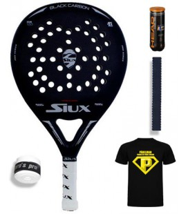 SIUX BLACK CARBON MATE