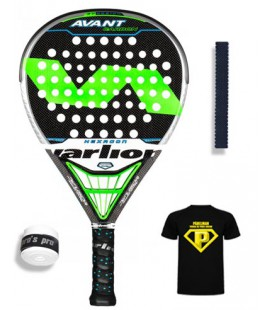 VARLION AVANT CARBON HEXAGON DIFUSOR VERDE
