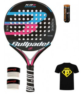 BULLPADEL K3 AVANTLINE WOMAN 2017