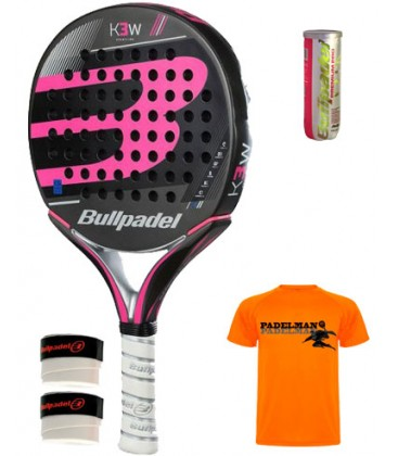 BULLPADEL K3 WOMAN 2018