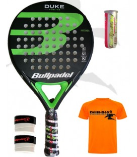 BULLPADEL DUKE VERDE 2018