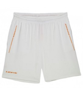 SHORT NET WHITE/ORANGE