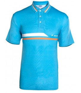 POLO STRIPE BLUE