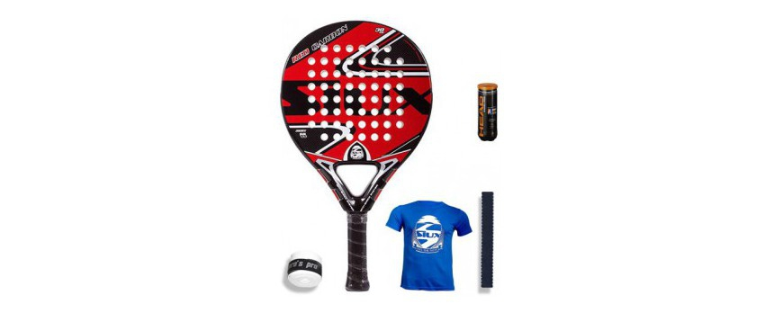 Siux Red Carbon 2016 -Siux padel