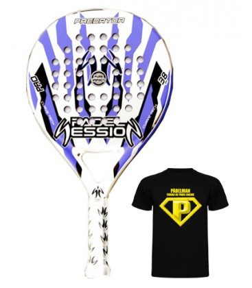 PADEL SESSION PREDATOR LADY