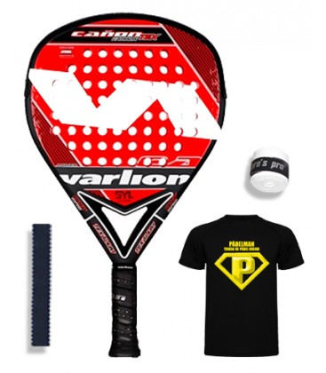 VARLION CAÑON CARBON TEX SYL 2015