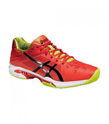 ASICS GEL SOLUTION SPEED 3 CLAY E601N 0990