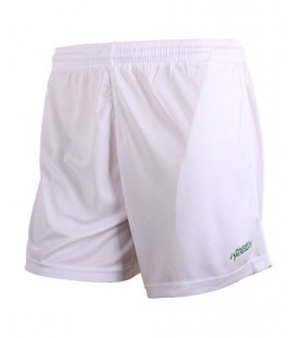 PANTALON CORTO TECNICO PADEL SESSION BLANCO