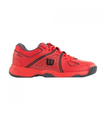 WILSON NVISION CLAY COURT ROJO COAL