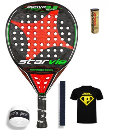 STAR VIE BRAVA 9.2 DRS CARBON SOFT 2017