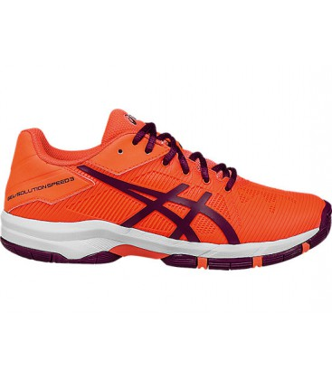 ASICS GEL SOLUTION SPEED 3 GS C606Y 0633