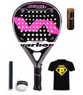 VARLION AVANT CARBON TI HEXAGON FUCSIA