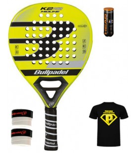 BULLPADEL K2 POWER MIDLINE 2017