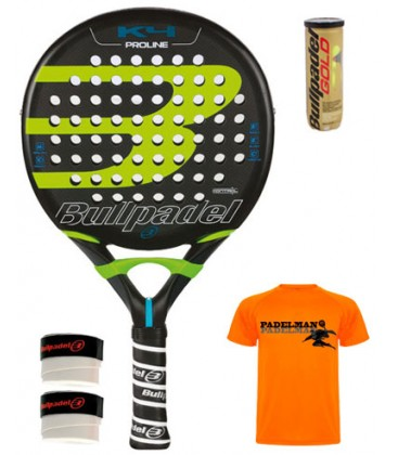 BULLPADEL K4 PROLINE 2017