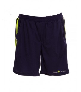 PANTALON CORTO BLACK CROWN BALL MARINO AMARILLO