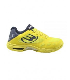 BULLPADEL VERTEX 18 AMARILLO