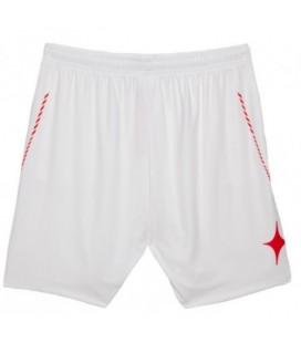 SHORT NET WHITE/RED