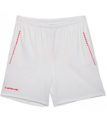 SHORT NET WHITE/RED