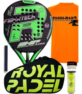 PACK ROYAL PADEL RP 790 WHIP POLIETILENO 2018