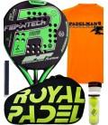 PACK ROYAL PADEL RP 790 WHIP POLIETILENO 2018