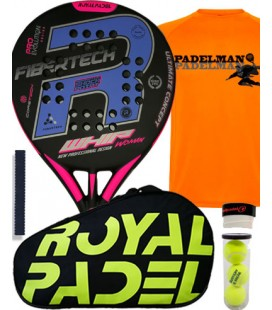 PACK ROYAL PADEL 790 WHIP WOMAN 2018