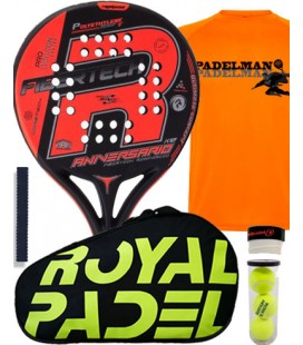 PACK ROYAL PADEL ANIVERSARIO 2018