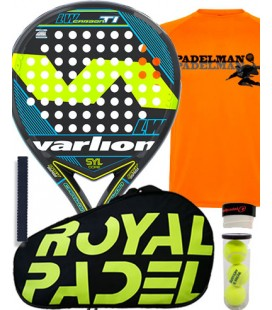 PACK VARLION LW CARBON TI SYL CORE 2018