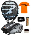 PACK BULLPADEL HACK CONTROL