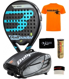 PACK BULLPADEL WING 2 2018