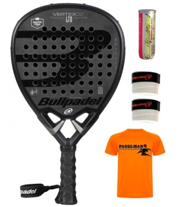 BULLPADEL VERTEX MASTER FINAL LTD. EDITION