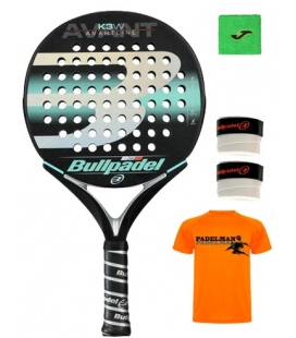 BULLPADEL K3 WOMAN 2019