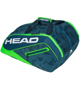 PALETERO HEAD TOUR TEAM PADEL MONSTERCOMBI MARINO VERDE