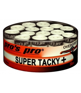PRO'S PRO SUPER TACKY 30 BLANCOS
