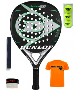 DUNLOP ACTION SILVER 2019