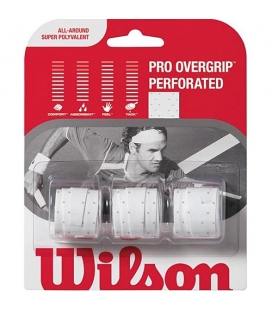 BLISTER OVERGRIPS WILSON PERFORADOS