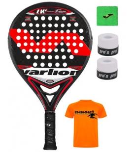 VARLION LW CARBON 5 GP ROJA