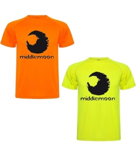 CAMISETA TÉCNICA MIDDLE MOON