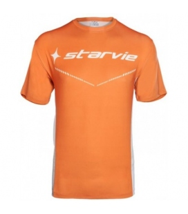 CAMISETA STAR VIE POINT OCRE
