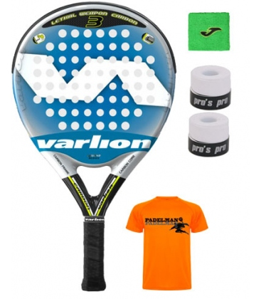 VARLION LETHAL WEAPON CARBON 3 DEF. ESTETICO