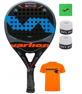 VARLION LETHAL WEAPON CARBON ZYLON 3 LTD DEF. ESTETICO