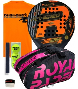 PACK ROYAL PADEL R28 2018