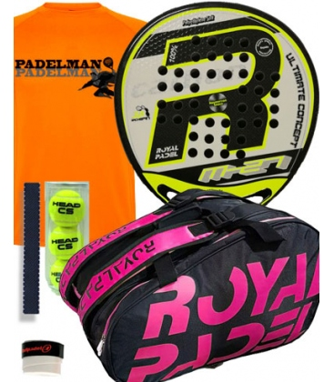 PACK ROYAL PADEL M27 2018