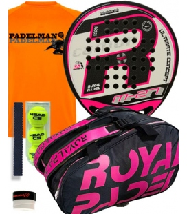 PACK ROYAL PADEL M27 WOMAN 2018